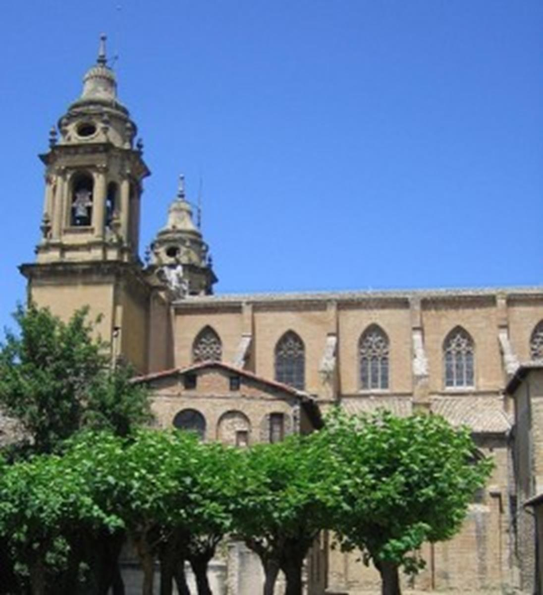 The Pamplona Cathedral