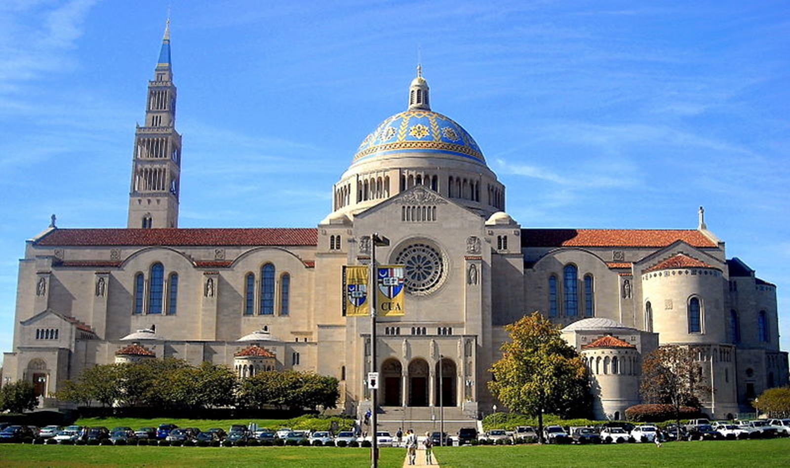 The National Shrine of the Immaculate Conception
