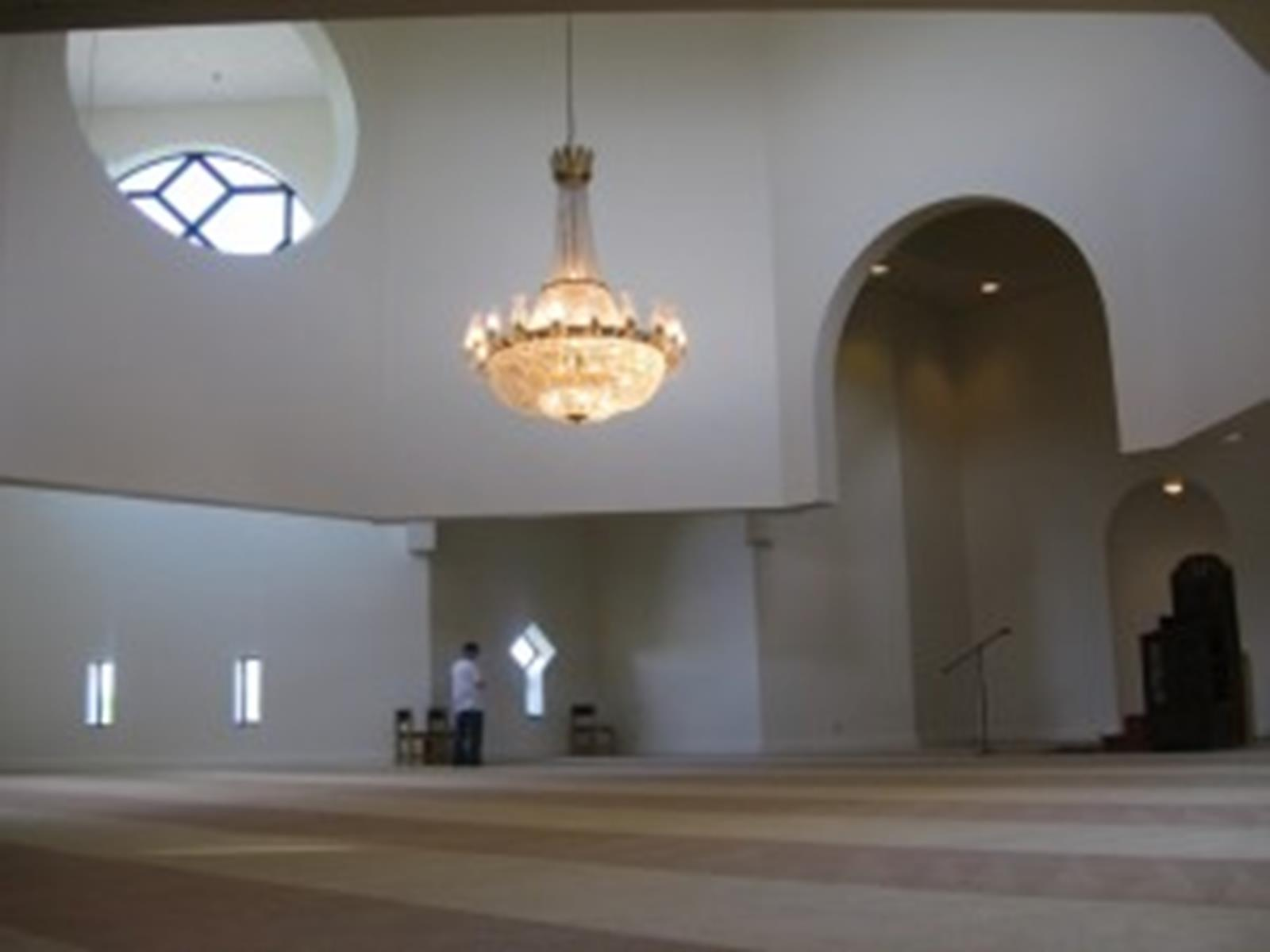 Interior of ISNA Building