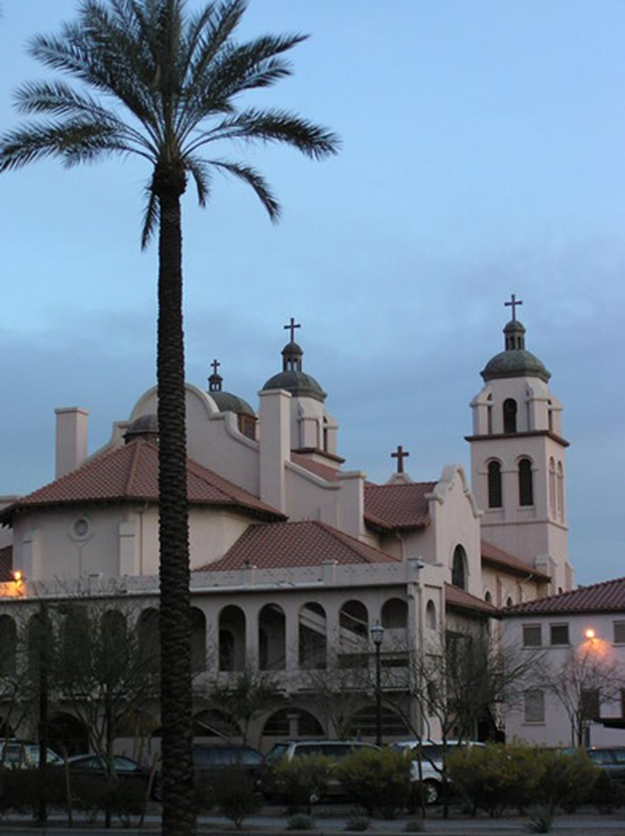 St Jude Heritage >> Faith Groups Feel the Warmth in the Valley of the Sun