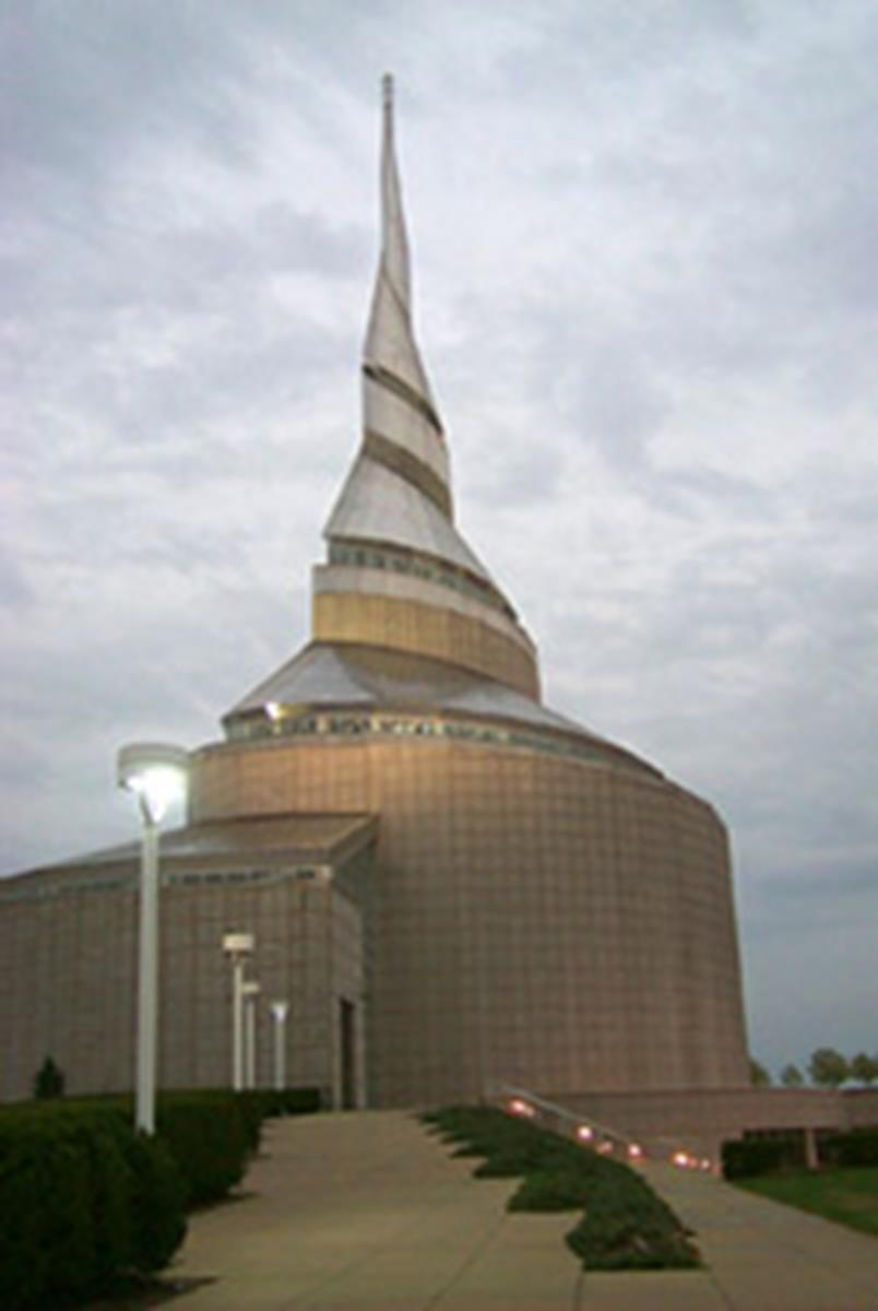 The Community of Christ Temple