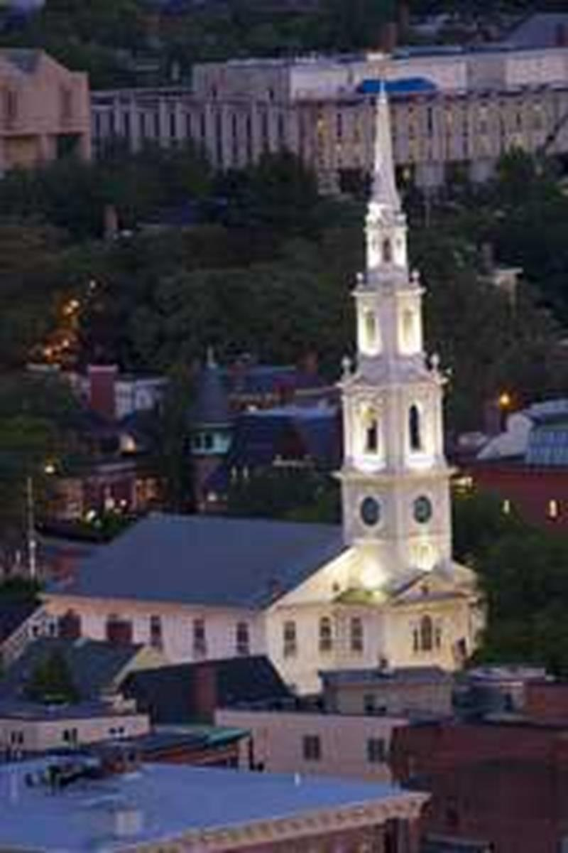 Today, the First Baptist Church in Providence has a multifaceted membership.