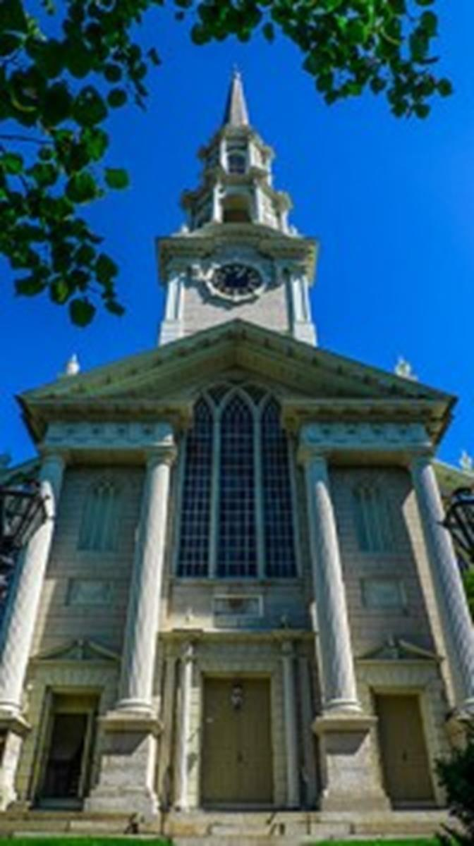 First Unitarian Church of Providence
