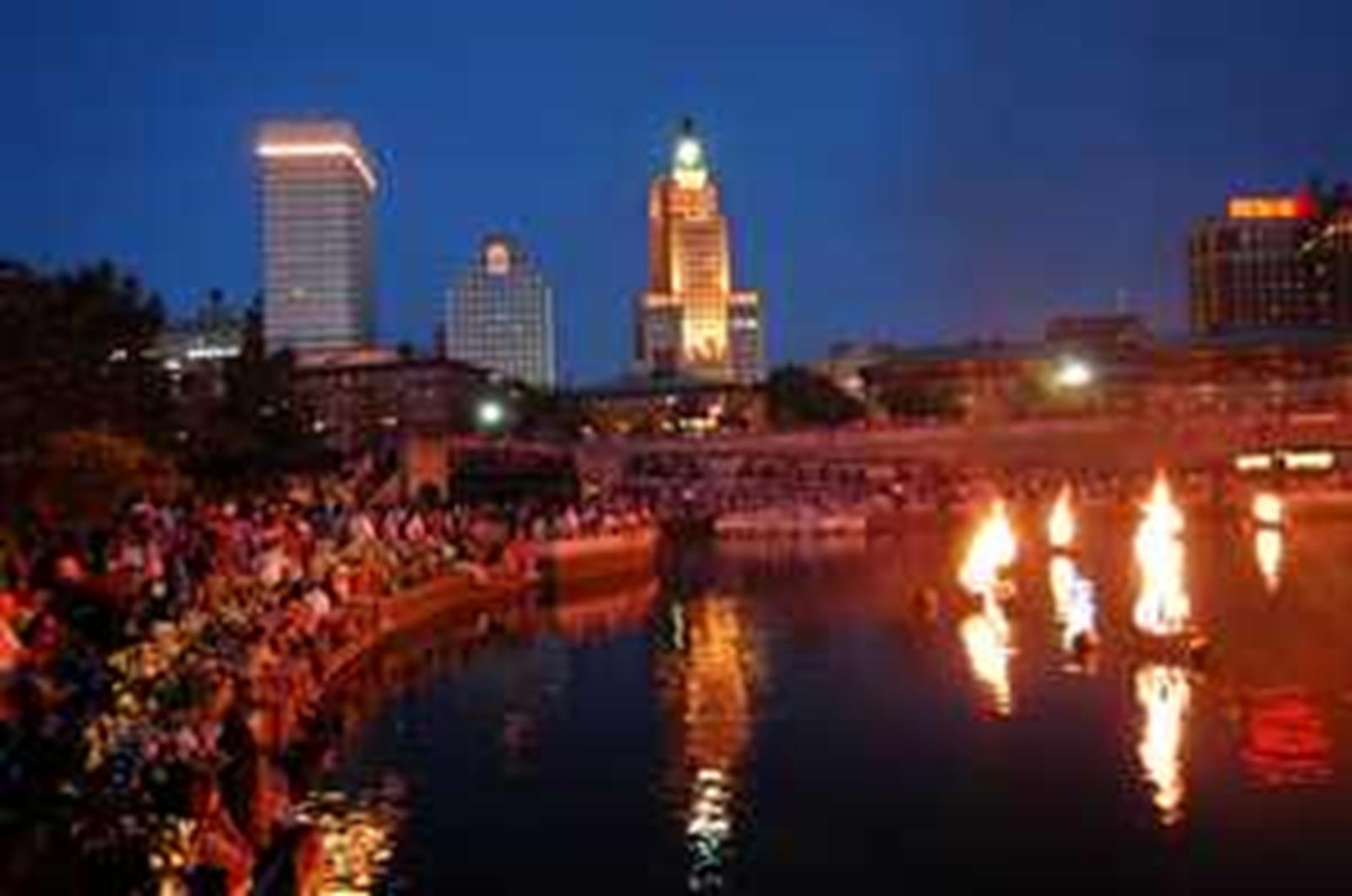 The Show at Waterfire Providence