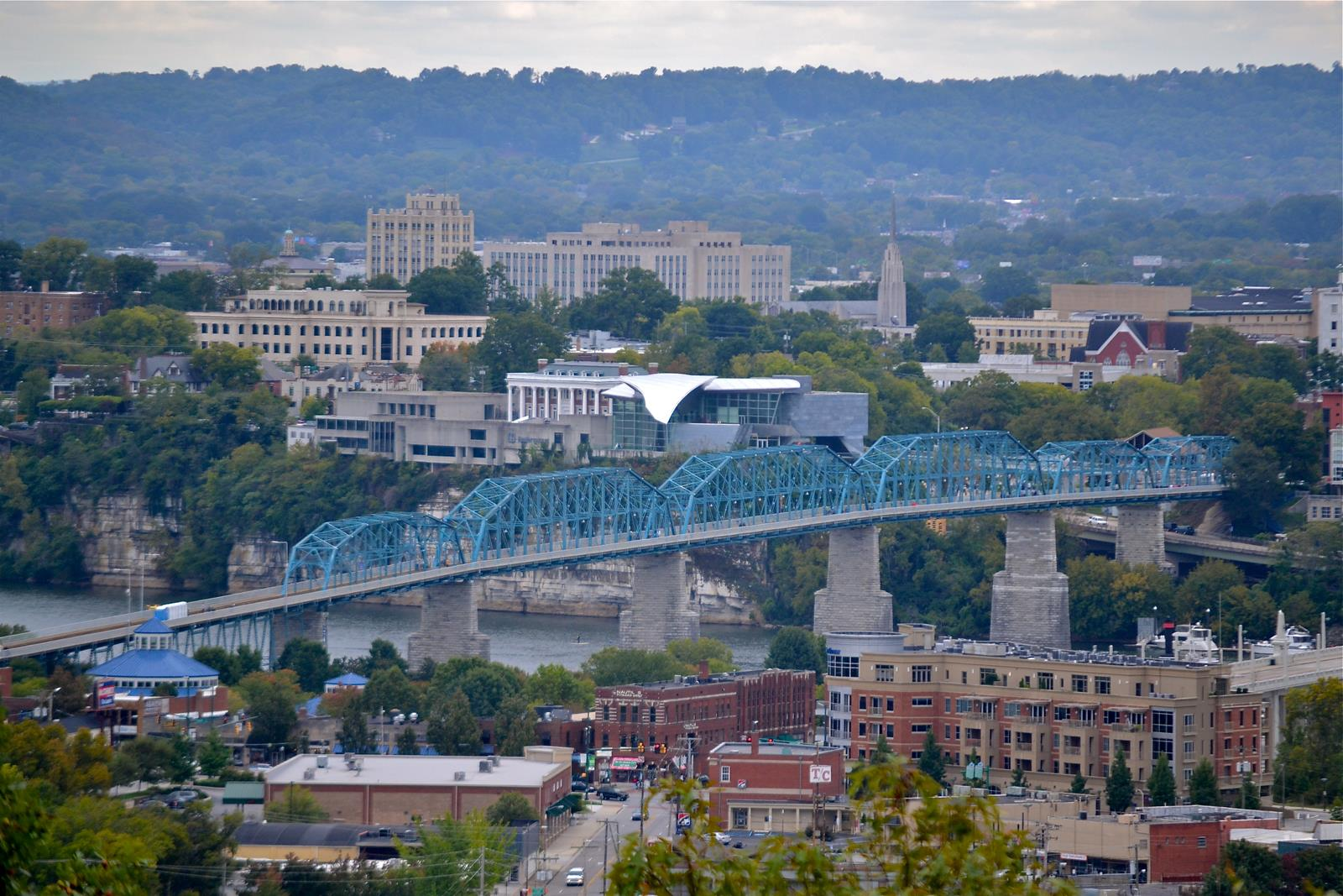 Religious Group Trips to Chattanooga, Tennessee