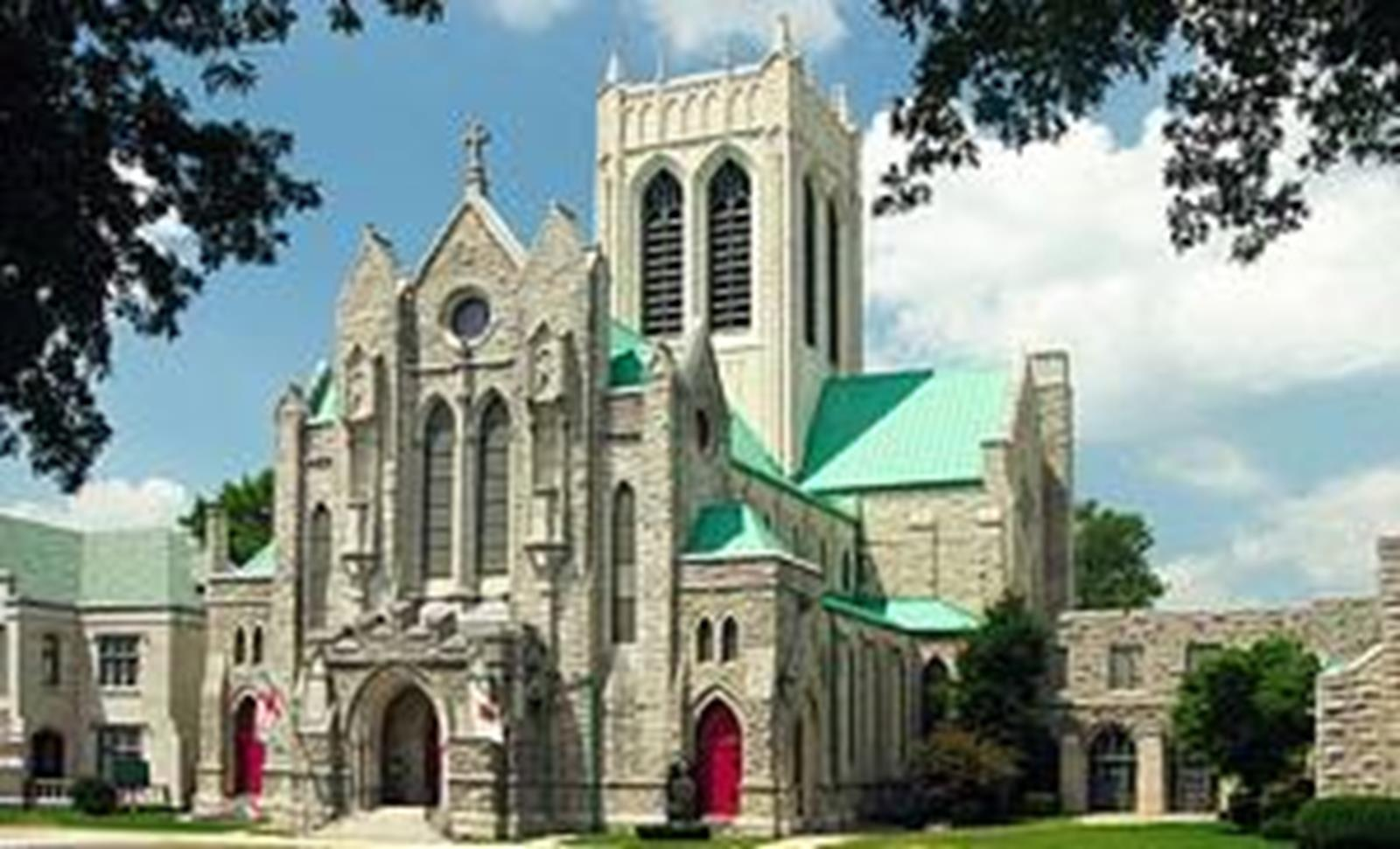 St. Mary's Episcopal Cathedral - Memphis