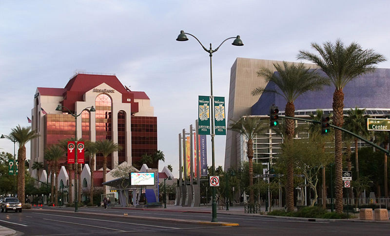 Get Swept Away in Mesa, Arizona on a Religious Group Trip