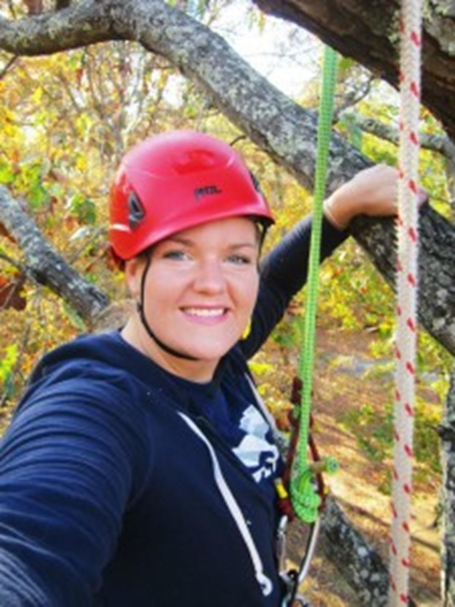 Climb Trees with Riverside Outfitters