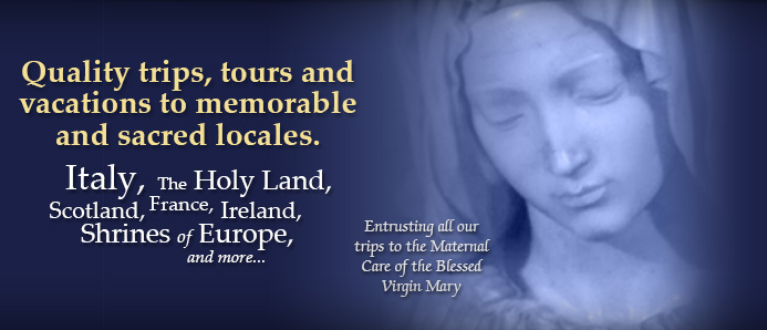 Proximo Travel's Tours Lead by Clergy in Lourdes, France