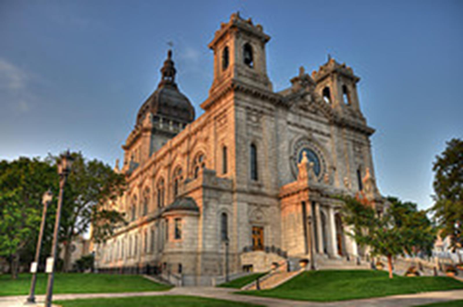 Basilica of Saint Mary from Jason's Travel Photography