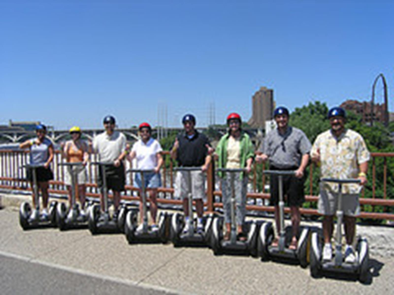 Human on a Stick Segway Tours from Meet Minneapolis