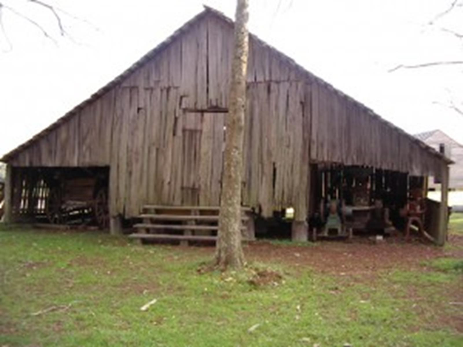 Trip Barn at the LSU Rural Life Museum