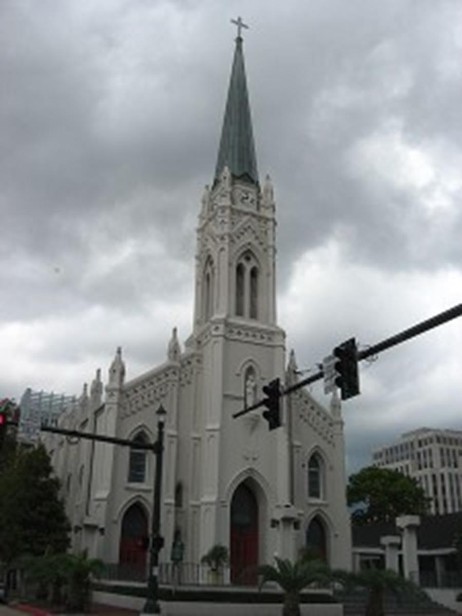 The St. Joseph Cathedral of Baton Rouge