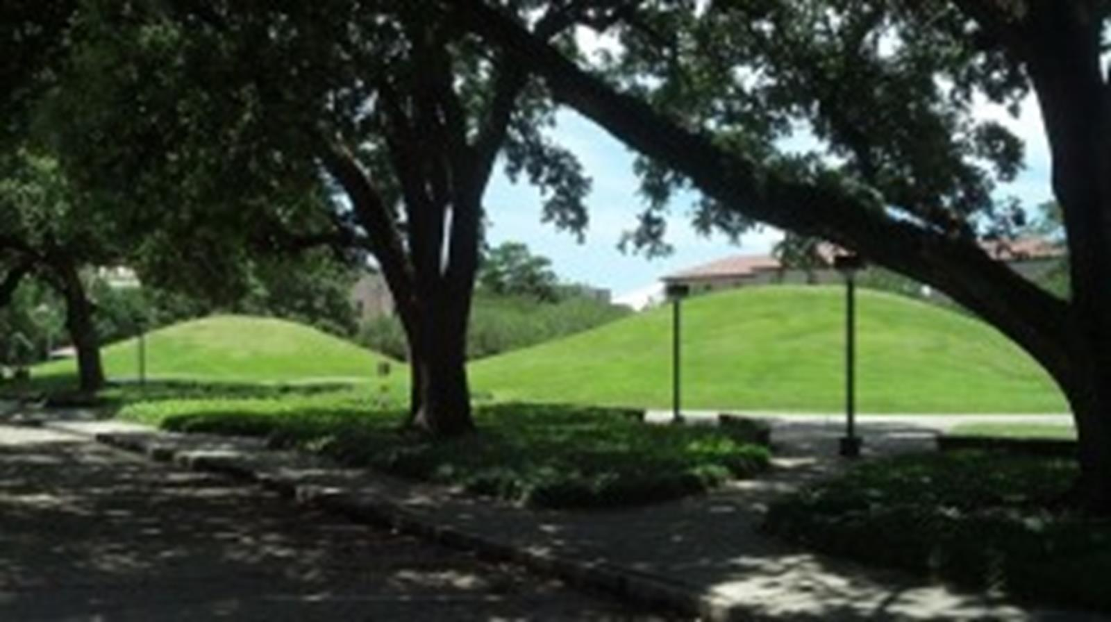 LSU Indian Mounds
