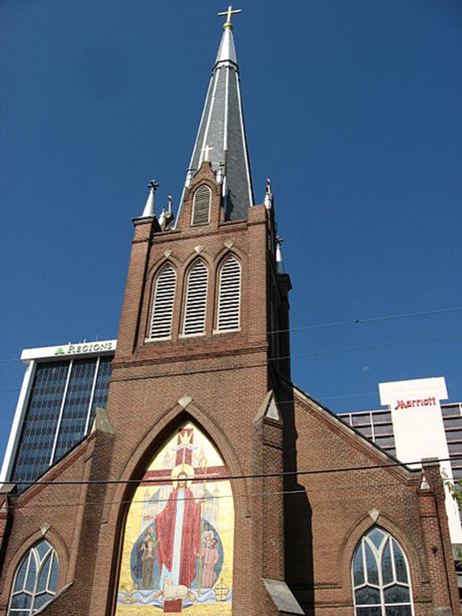 Cathedral of St. Peter the Apostle Church