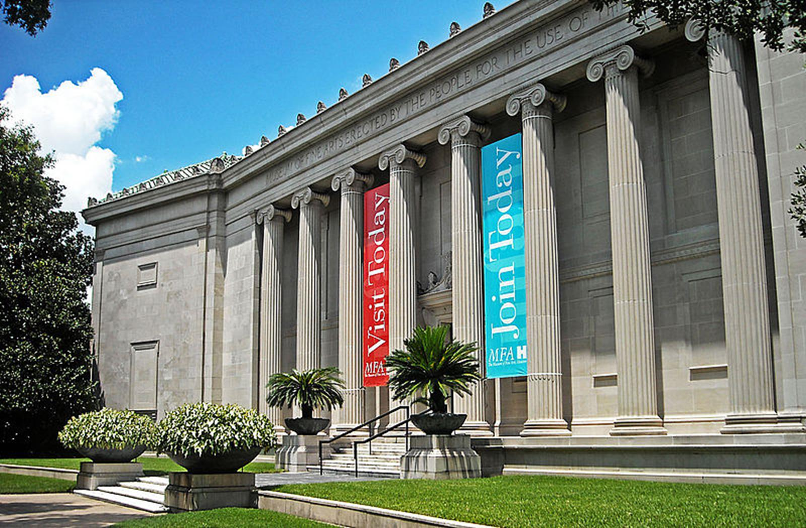 Houston's Museum of Fine Arts