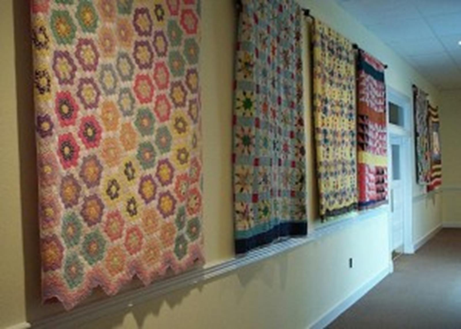 Quilts at Smith Robertson Museum