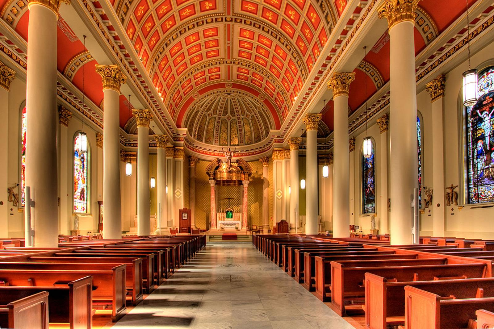 Cathedral of the Immaculate Conception Interior