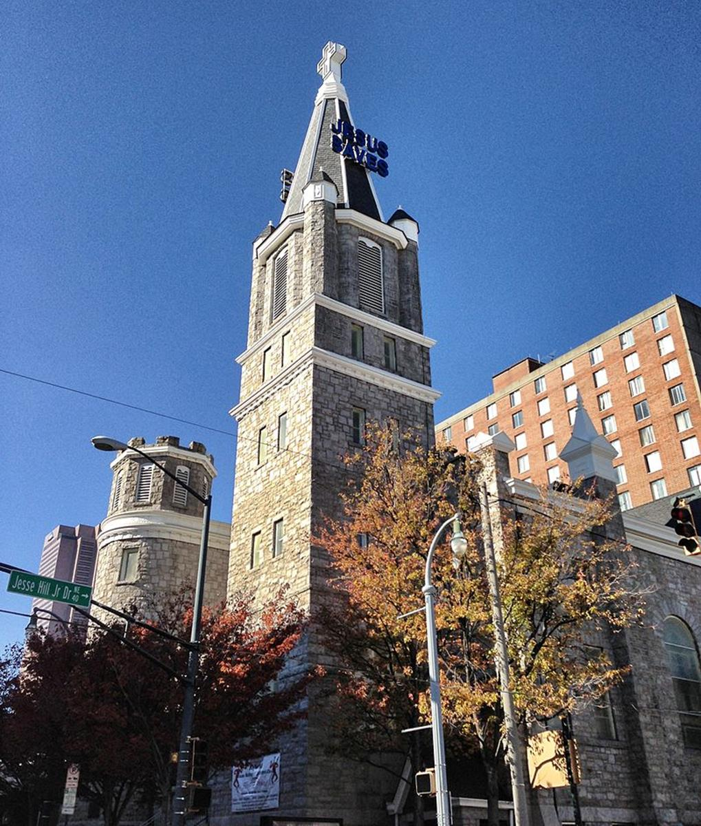 Big Bethel AME Church