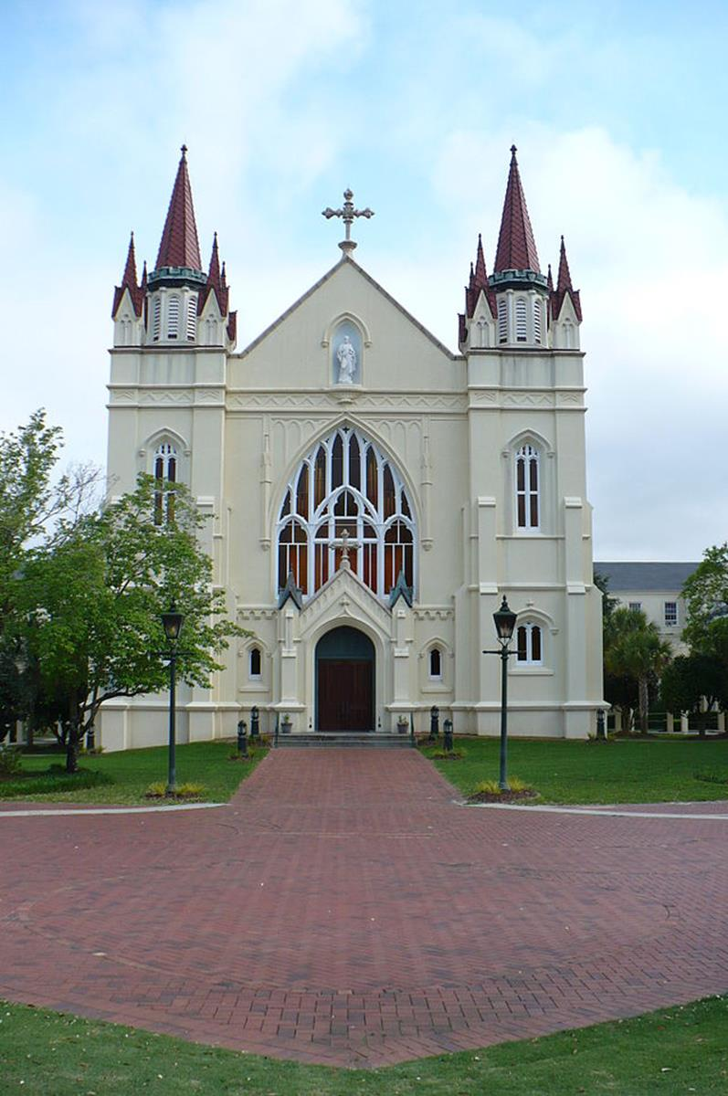 St. Joseph's on Spring Hill College Campus