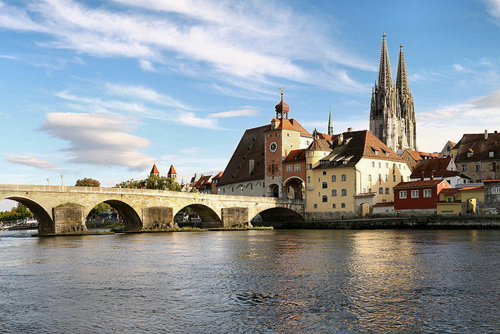 In the Footsteps of the Bavarian Pope