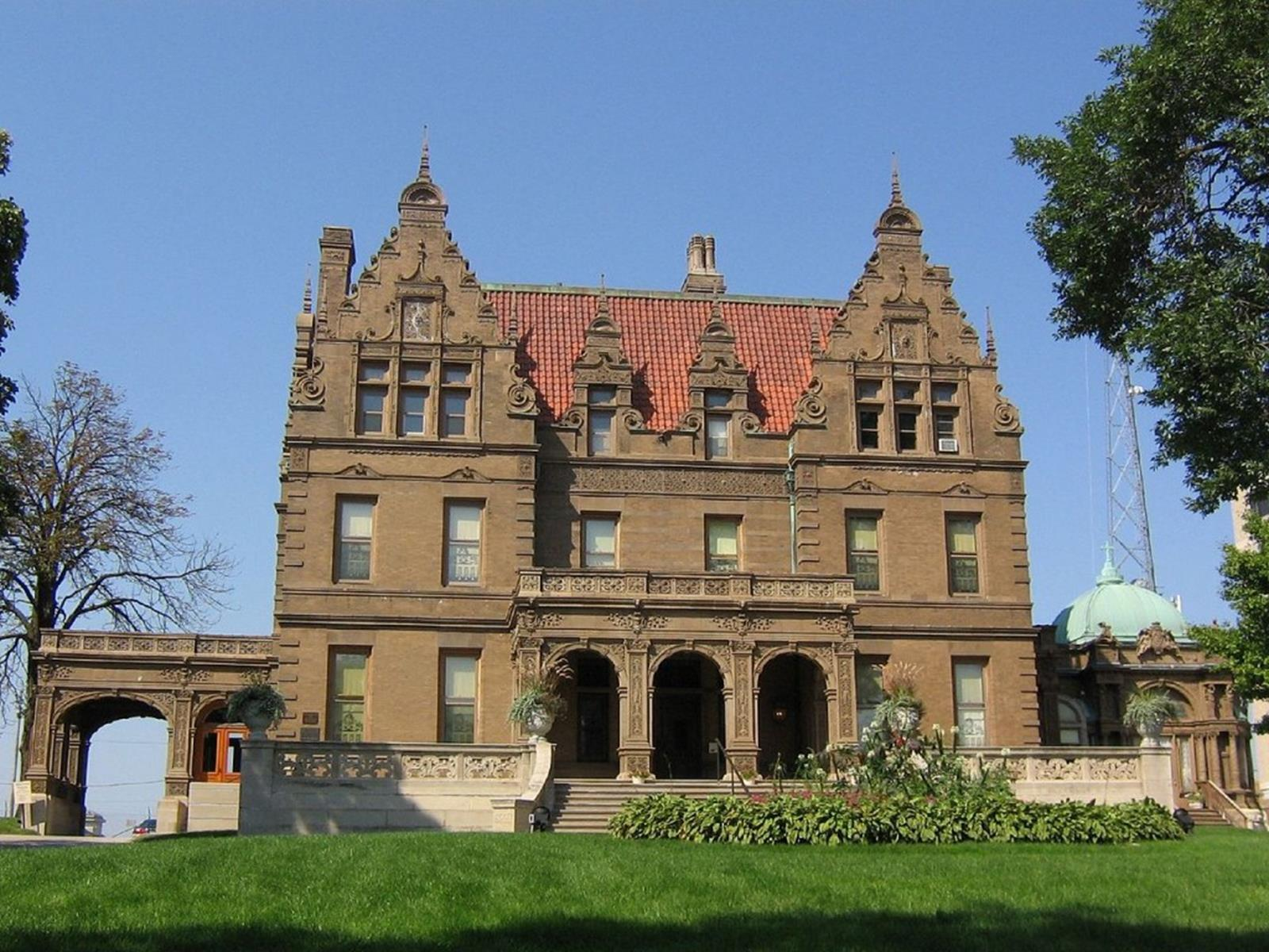 Pabst Mansion in Milwaukee