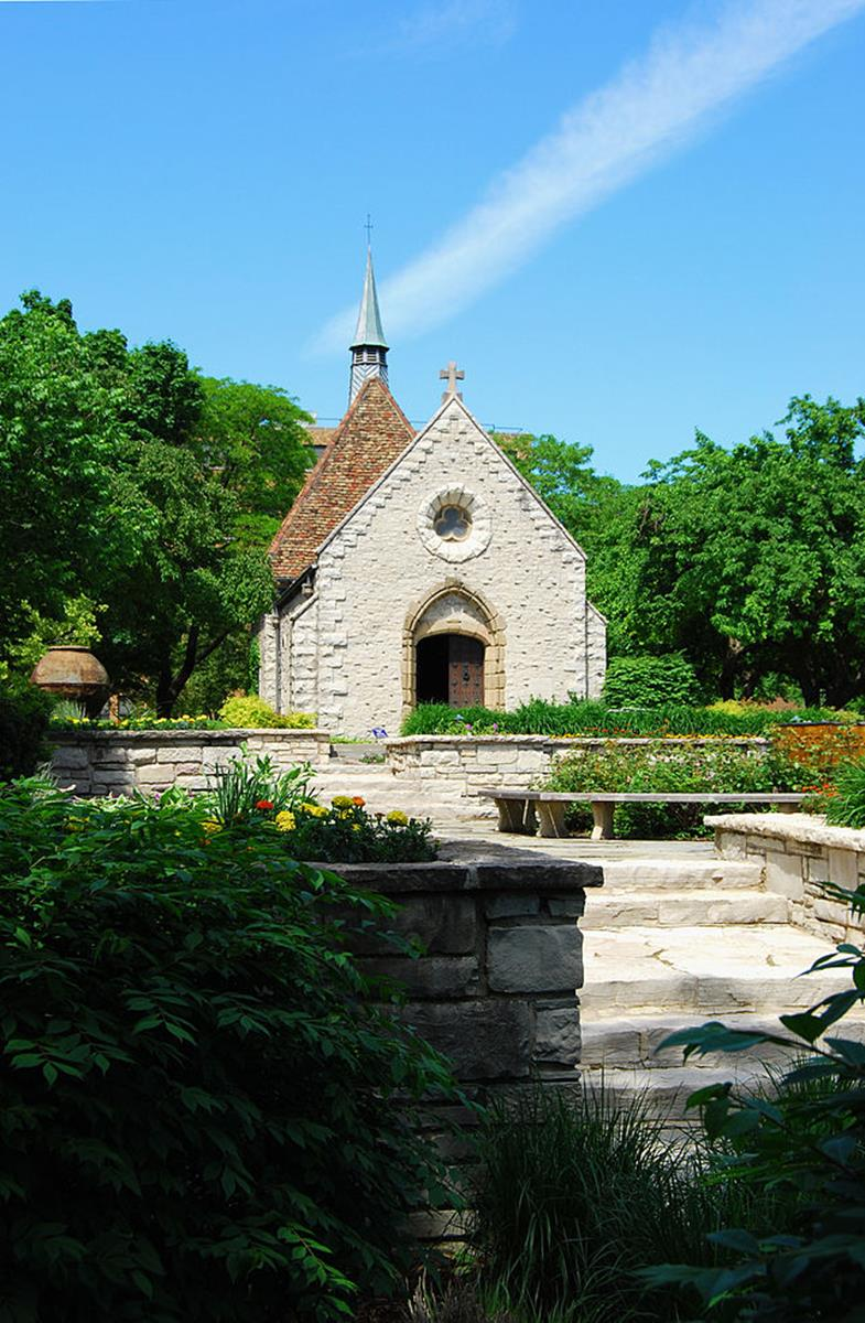 St. Joan of Arc Chapel at Marquette University