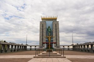 Madonna, Queen of the Universe National Shrine