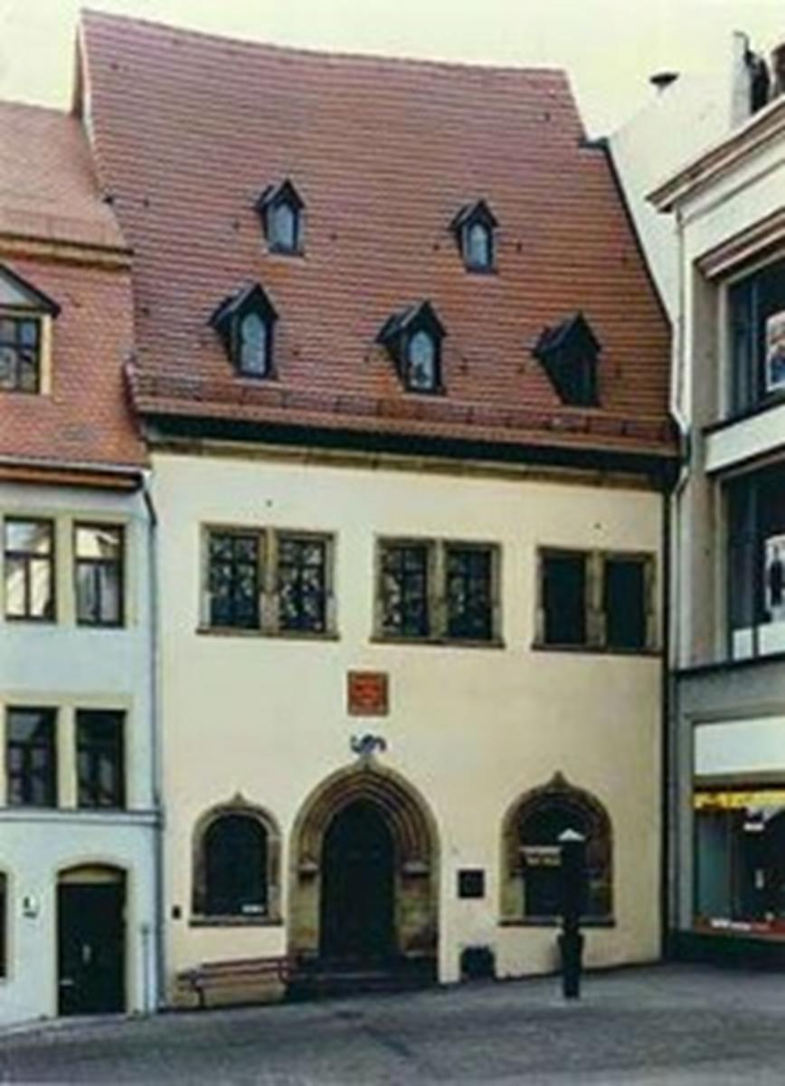 The Luther House