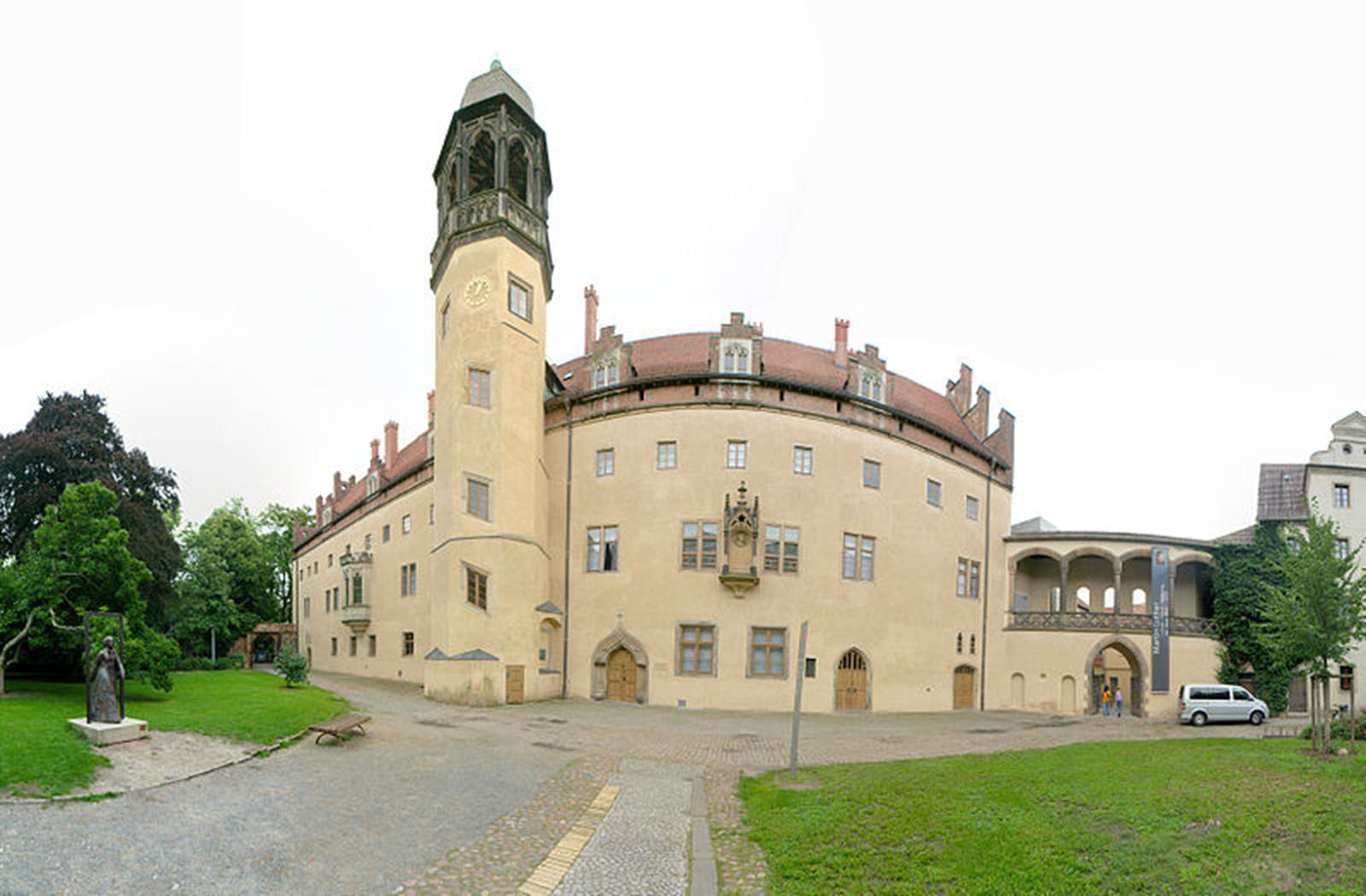The Lutherhaus in Wittenburg