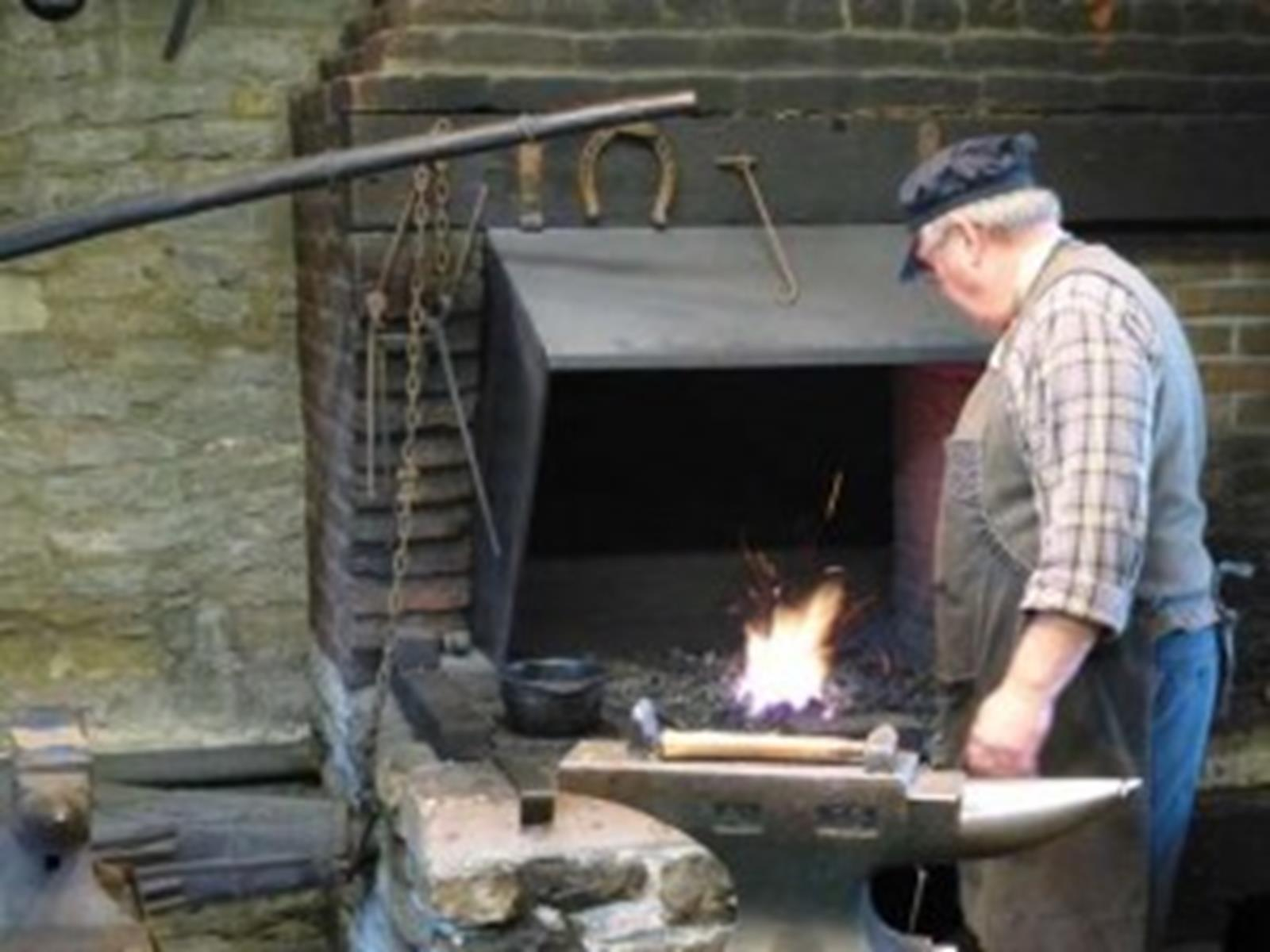 Nauvoo Blacksmith