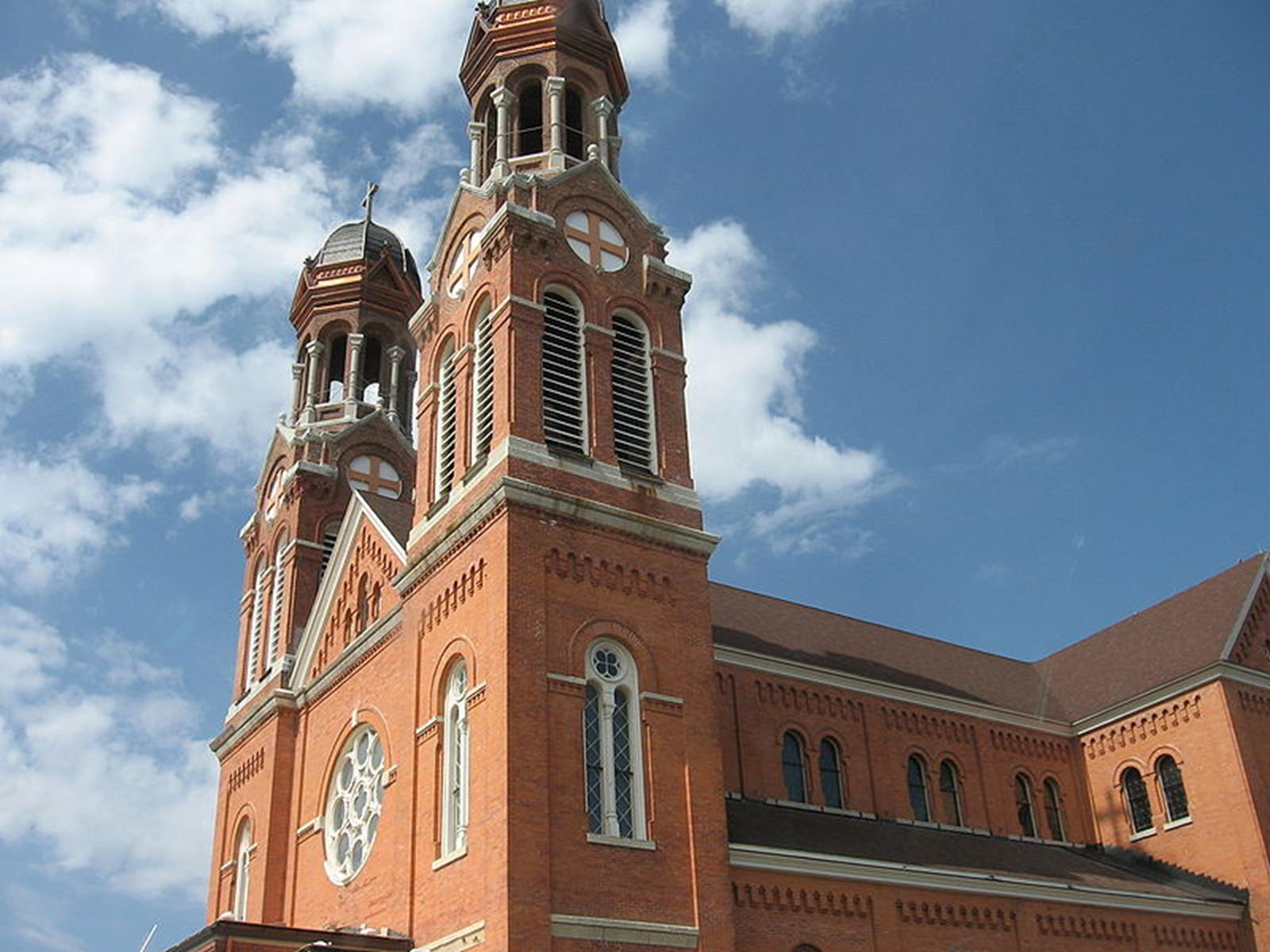 The St. Frances Green Bay Cathedral