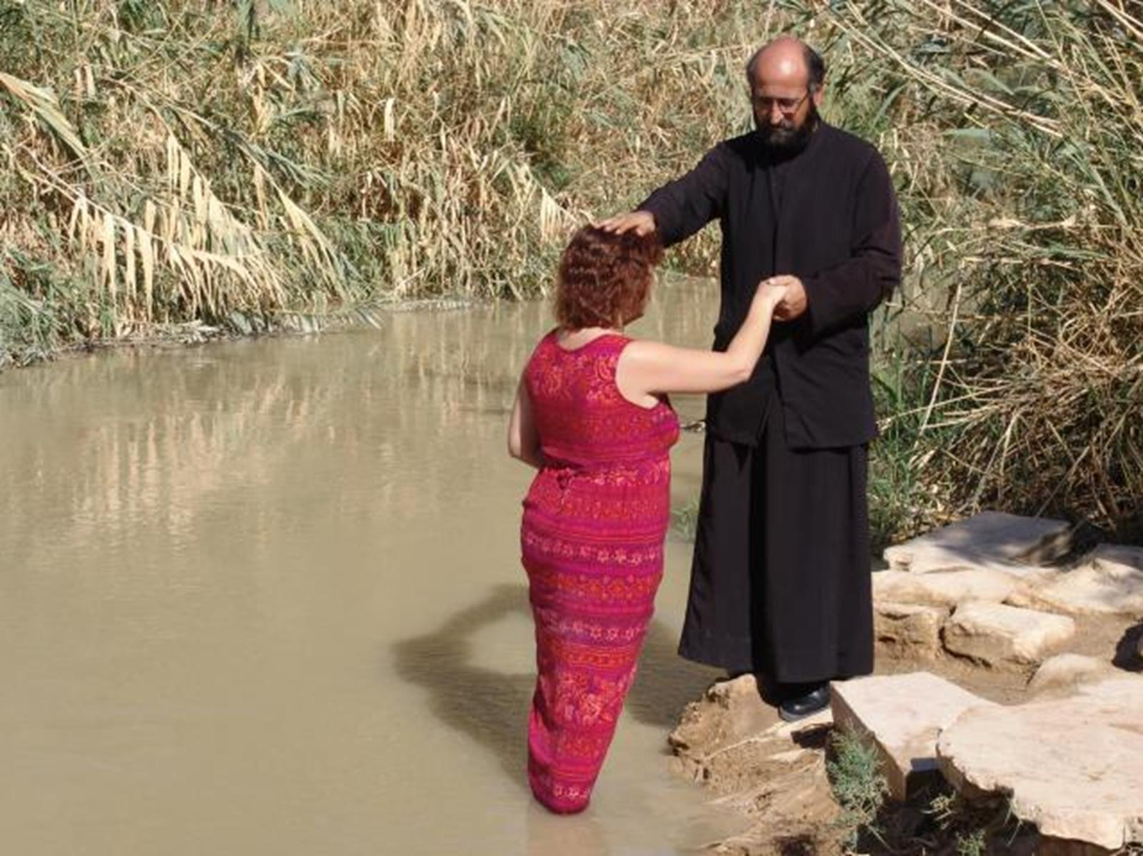 Bethany Beyond the Jordan, a Baptism Park that has been Undergoing Rapid Development