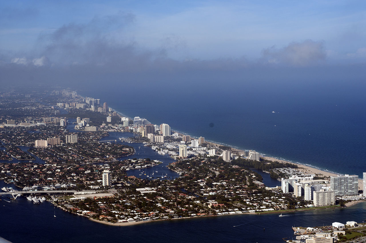 How Far Is Ft Lauderdale Florida From Palm Beach Florida