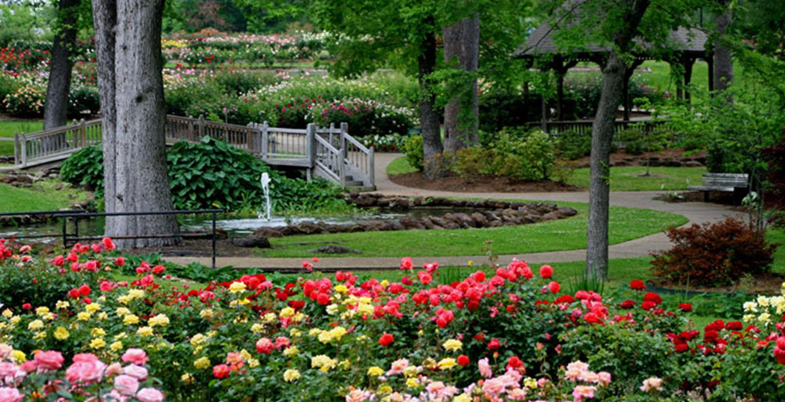 Rose Garden Creations: Celebrate All Of Creation In Beautiful Tyler, Texas