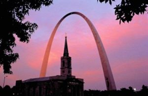 The Old Cathedral of St. Louis (Photo courtesy of St. Louis Convention & Visitors Commission)