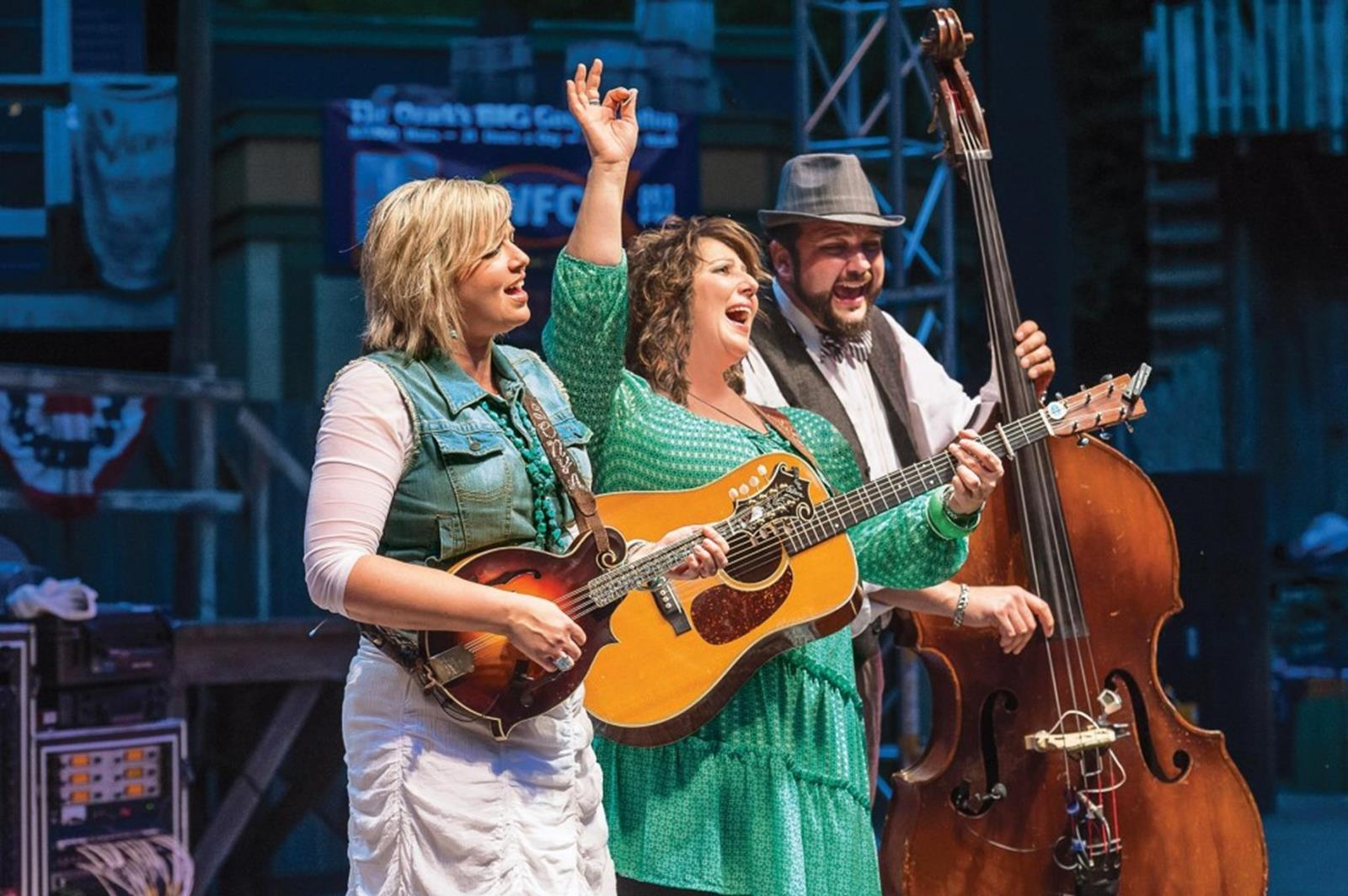 Silver Dollar City Gospel Act, Branson