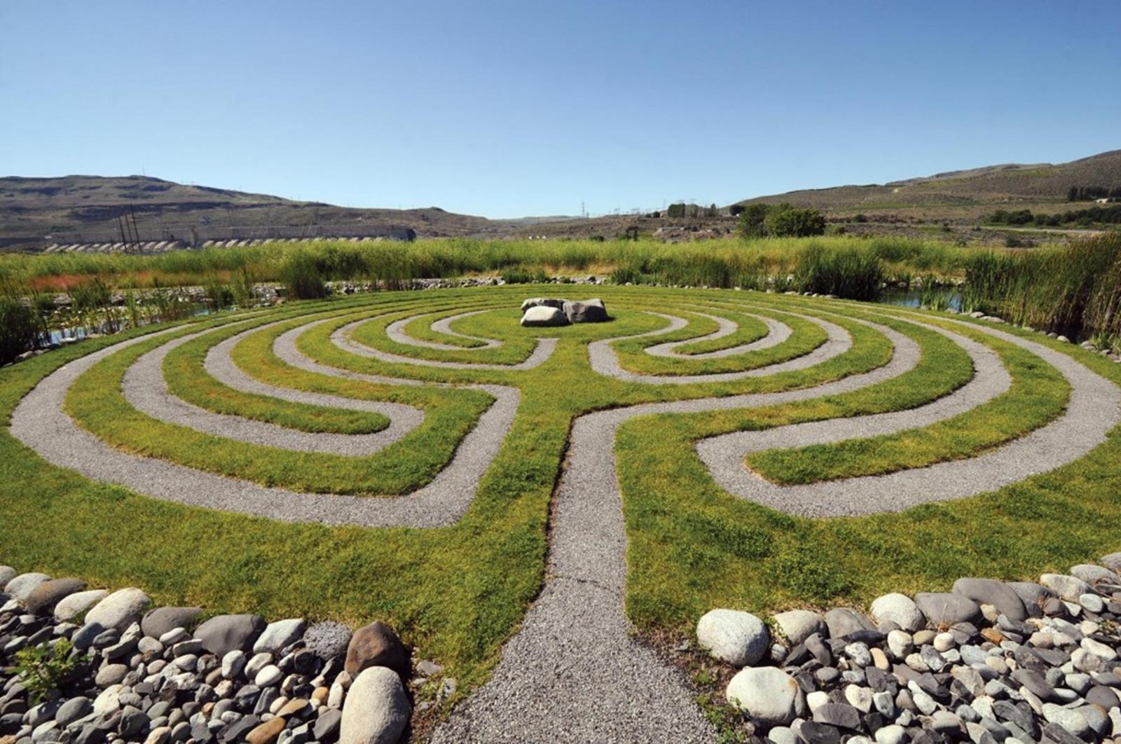 Washington Outdoor Labyrinth
