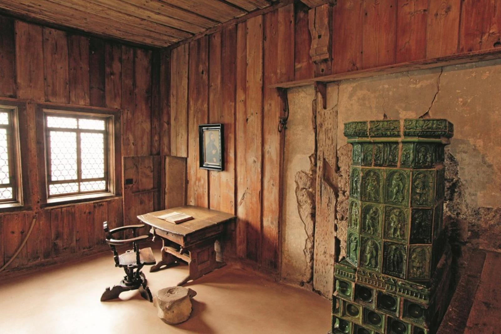Luthers cell at Wartburg Castle ©Andreas Weise Thuringia-Tourist Board