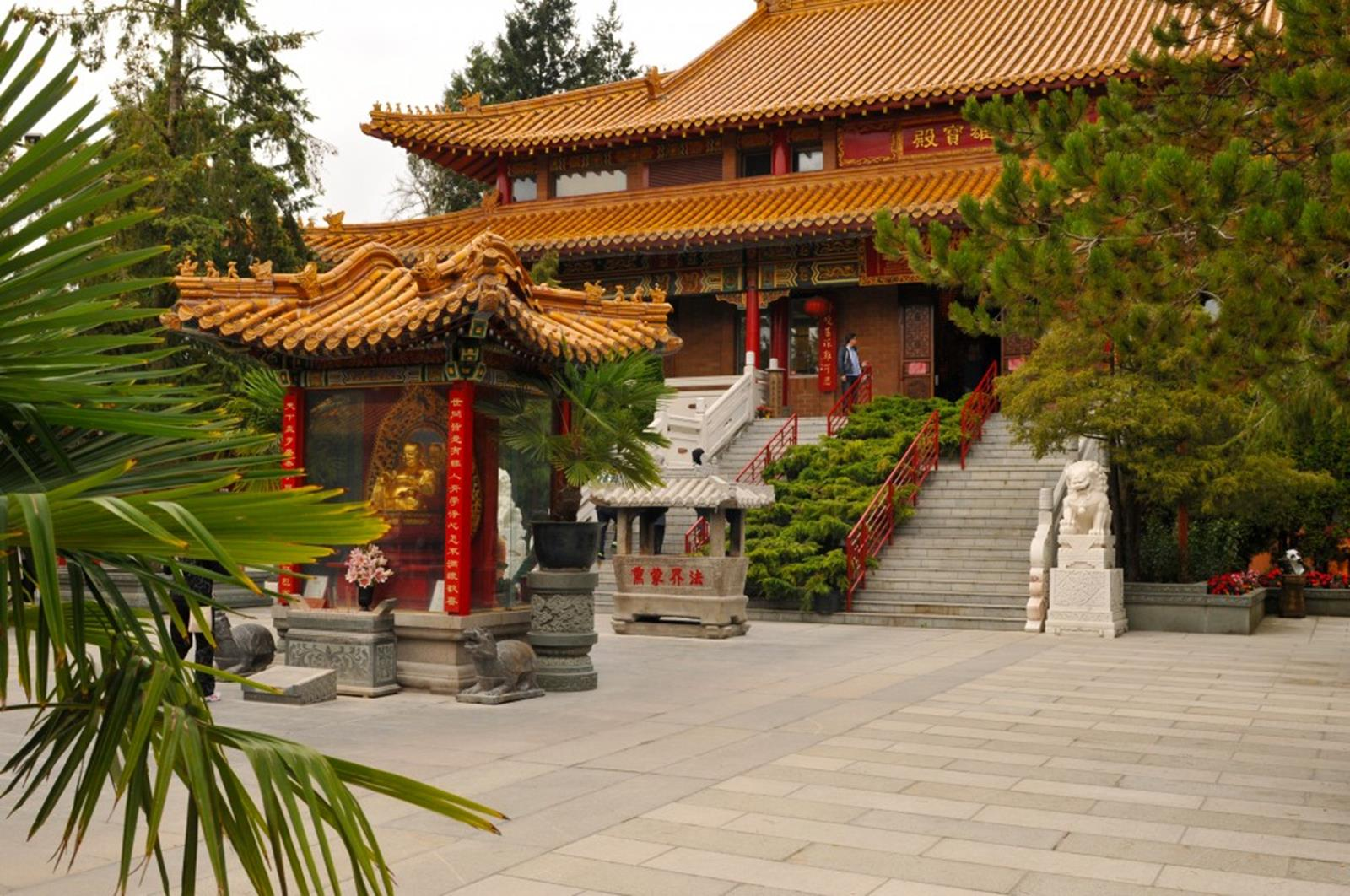 Highway to Heaven – Buddhist Temple, Photo Credit Enviro Foto J.F. Bergeron