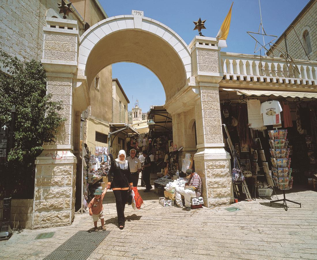 A Journey to the Holy Land  In the Footsteps of Jesus