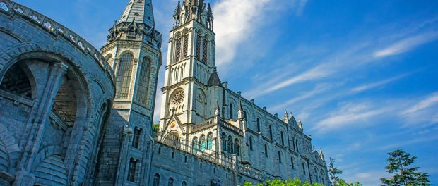 Lourdes Basilica Immaculate Conception