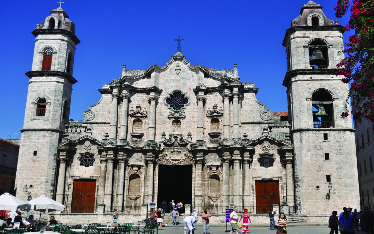 Catholicism in Cuba: A Journey on Land and Sea