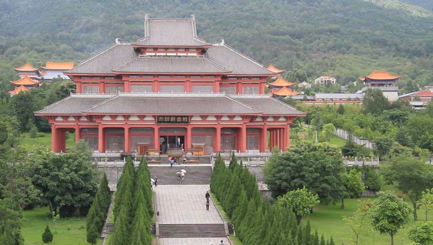 Religious Sites in China