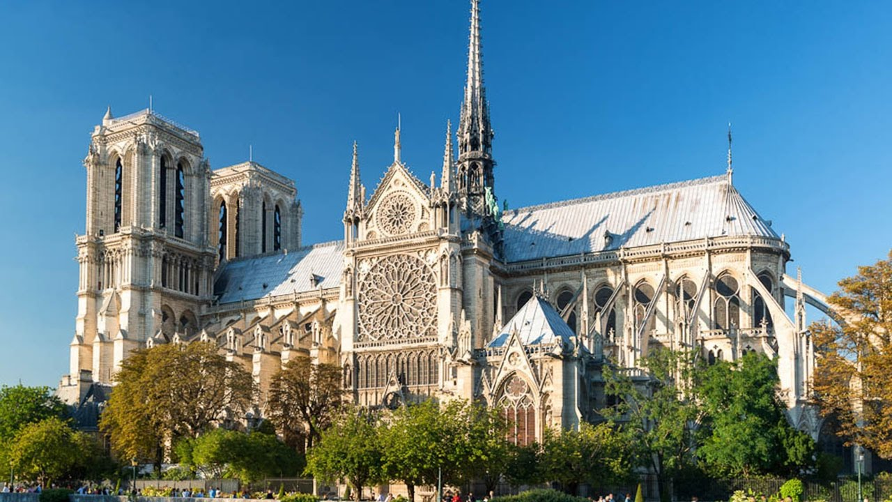 8 Spiritual Sights in France
