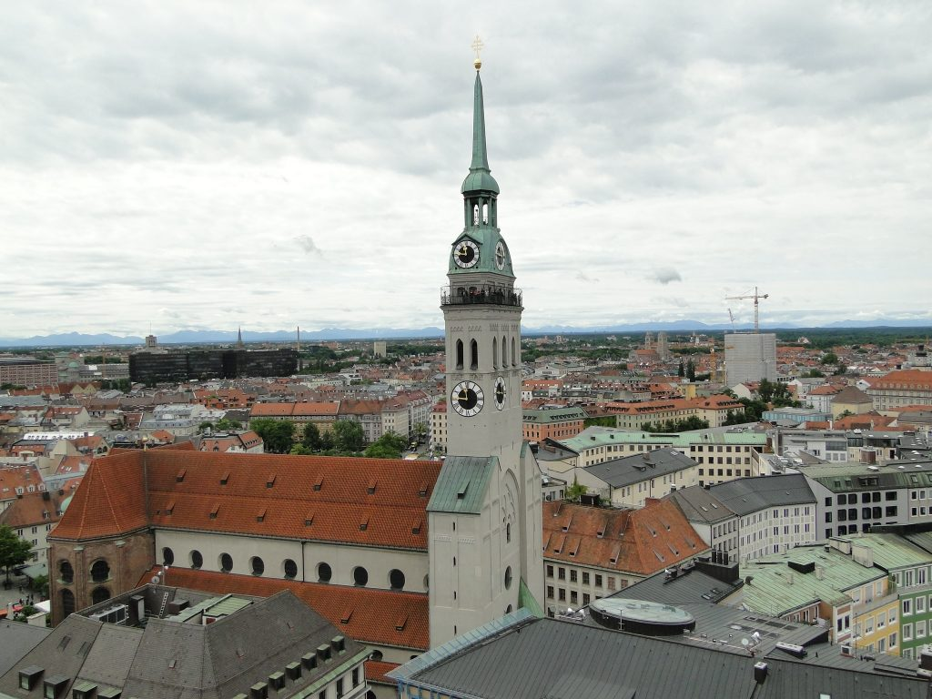 St. Peter's Church, Munich