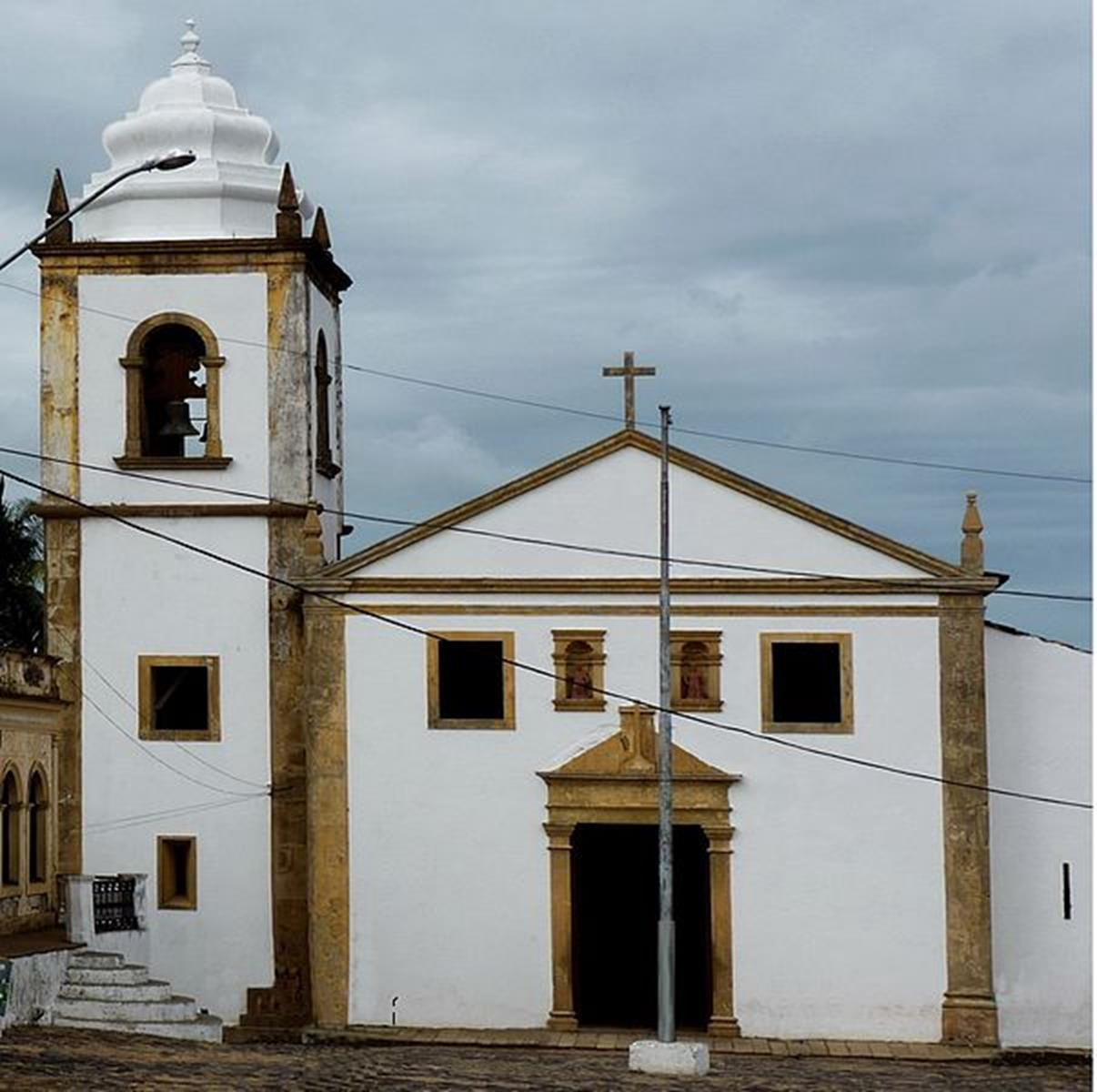Church of Saints Cosme and Damião.
