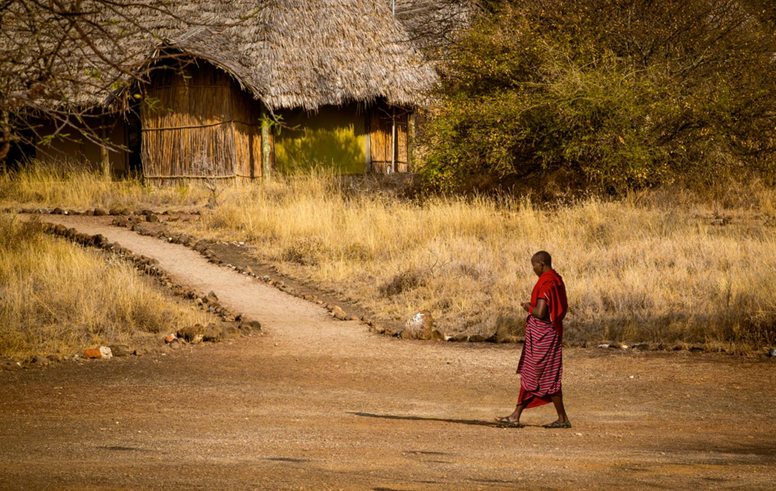 Massai Village